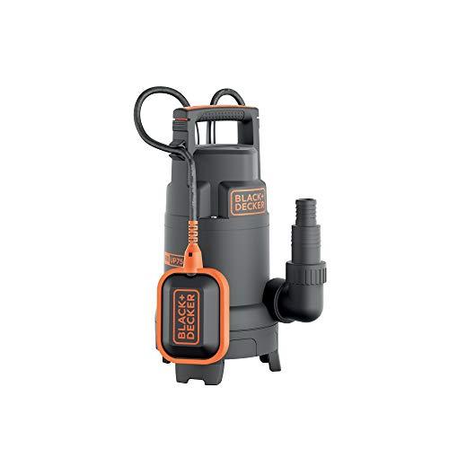 Black+Decker BXUP750PTE Pompa Immersione...