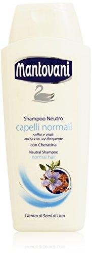 Mantovani - Shampoo Neutro, Capelli...