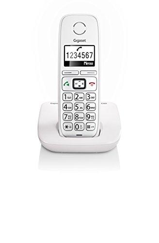Gigaset E260 Telefono Corldess, Tasti...
