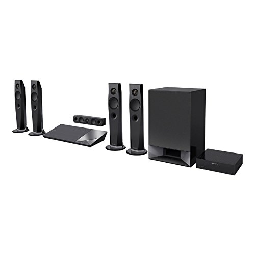 Sony BDV-N7200W Sistema Home Theatre 3D,...