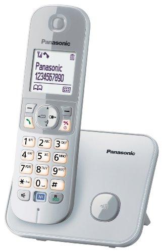 Panasonic KX-TG6811JTS Telefono Cordless...