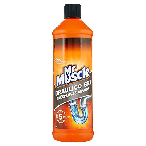 Mister Muscle Disgorgante Gel per Tubi e...