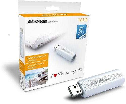 AVerMedia TD310 Scheda di...