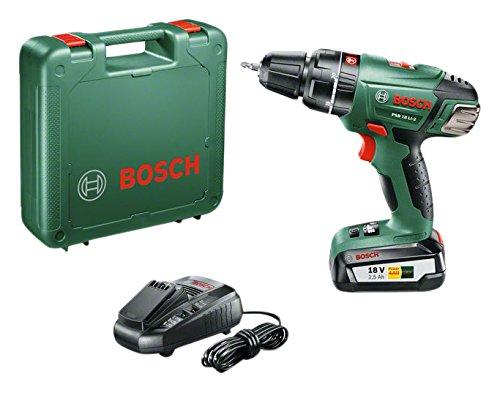 Bosch Home and Garden PSB 18 LI-2...