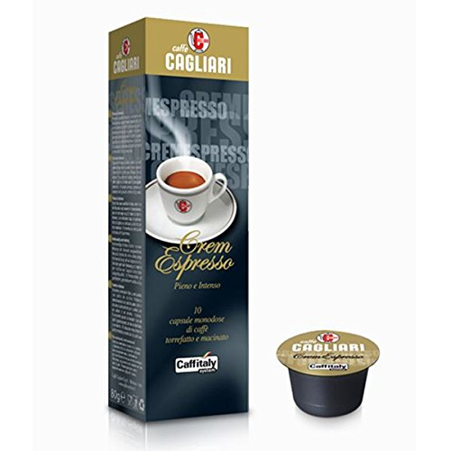 100 Capsule Caffitaly System Caffe'...
