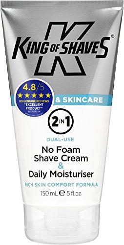 King of Shaves Crema da barba 2 in 1...
