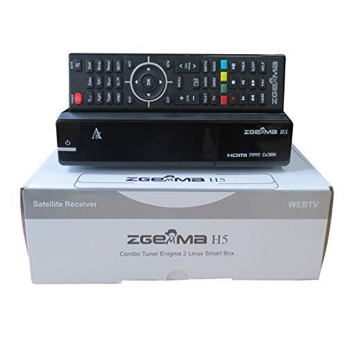 Decoder Zgemma H5 Combo HD per la TV...