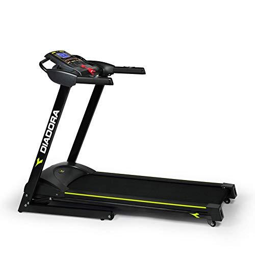 Diadora Fitness Edge Dark 2.4 Tapis...