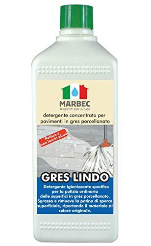 Marbec - Gres Lindo 1LT   Detergente...