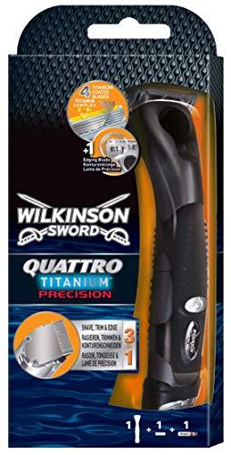 Wilkinson Rasoio Quattro Titanium...