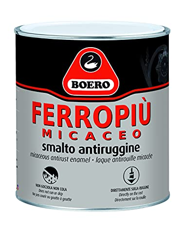 FERROPIU' MICACEO BOERO SMALTO...