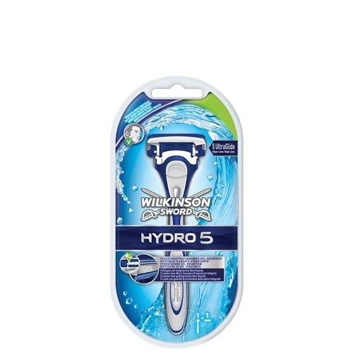 Wilkinson Rasoio Sword Hydro 5 + 2 lame...