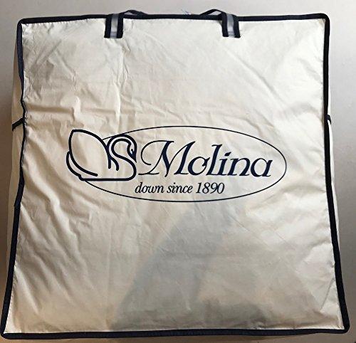 Molina 100% Piumino D' Oca Siberiano 4...