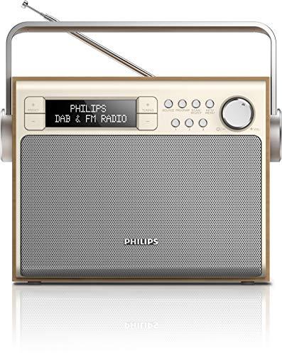 Philips AE5020/12 Radio Portatile, DAB+,...