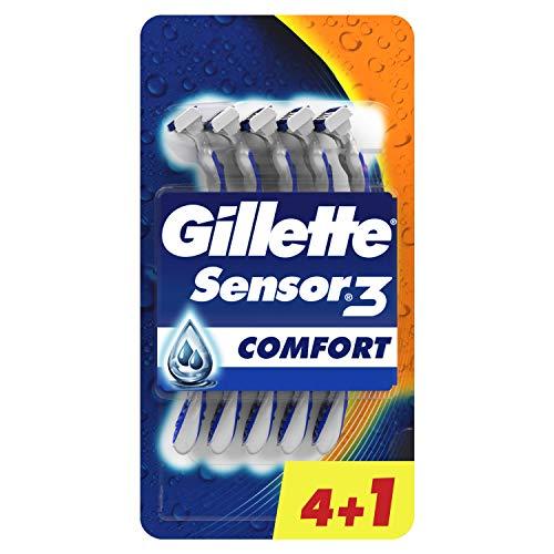 Gillette Sensor 3 Monouso, set da 5...