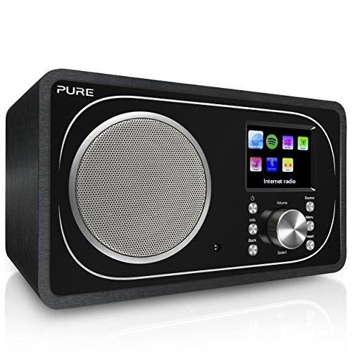 Pure Evoke F3 DAB/DAB+ Radio, FM, WLAN,...