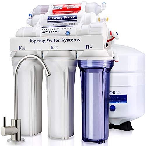 iSpring 75GPD Sistema Filtrazione Acqua...