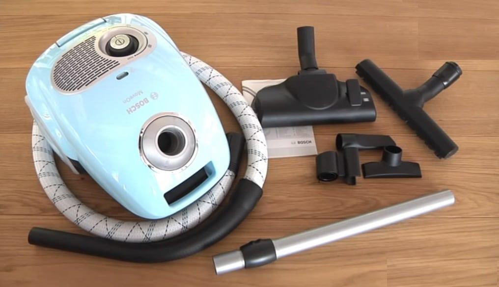 Bosch Moveon BGL35MON6 pezzi completo - Miglior Aspirapolvere a traino - Opinioni e recensioni dei consumatori - La Guida