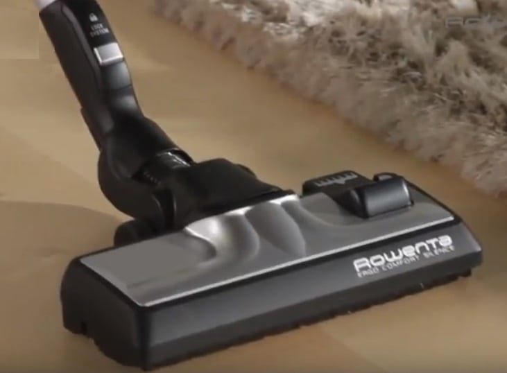 Rowenta RO5285EA dettaglio apirapolvere - Miglior Aspirapolvere a traino - Opinioni e recensioni dei consumatori - La Guida