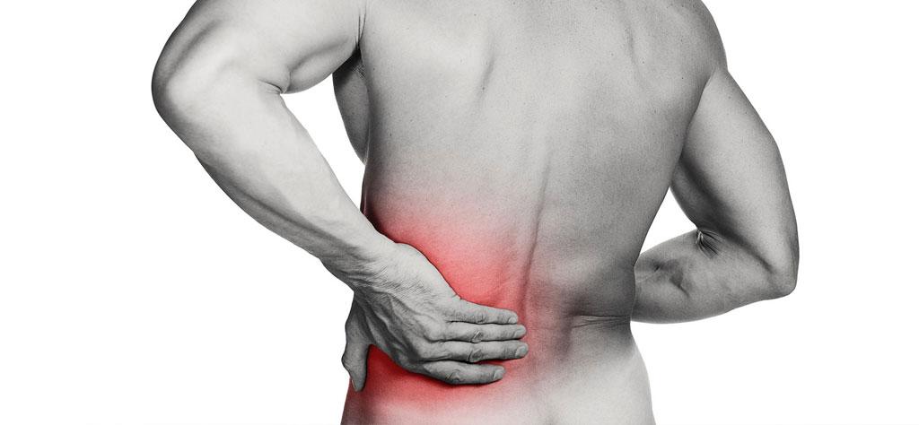Dopo oscillazione di una stampa il dorso e un collo fanno male