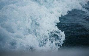 rumore dell'acqua