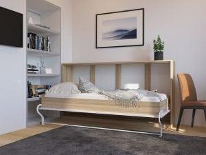 Il miglior letto singolo come scegliere quello perfetto - Schrankbett bs mobel ...