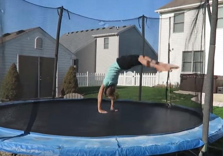 Trampolino casalingo - I migliori tappeti elastici e trampolini per divertirsi e rimanere in forma