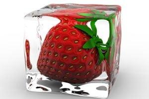 congelare frutta