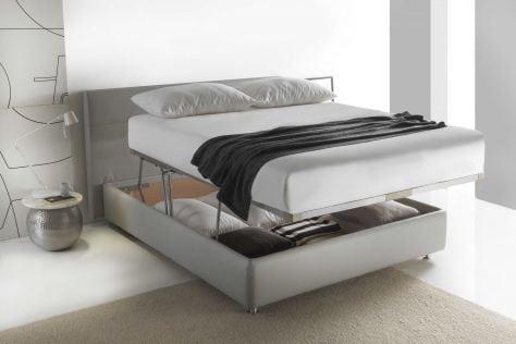 Letto contenitore la scelta migliore quando si ha la necessit di ricavare dello spazio - Rete per letto contenitore ...