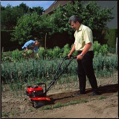 Motozappa scopri la migliore tra i modelli elettrici e a for Allestire un giardino piccolo