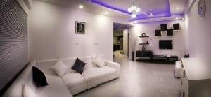 soggiorno ampio Casina Mia 300x139 - Come arredare un soggiorno