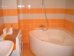 Altezza Vasca Da Bagno Angolare : Altezza rivestimento bagno. quale è la scelta migliore? casina mia