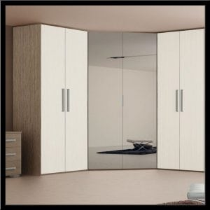 Armadio con cabina angolare reinventiamo lo spazio for Ikea armadio angolare