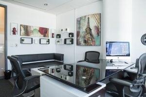studio innovativo Casina Mia 300x200 - Come arredare uno studio: funzionalità legata allo stile