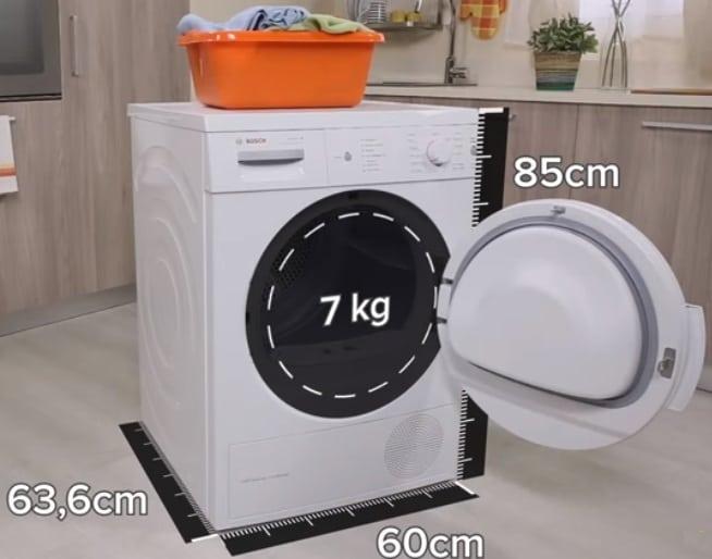Recensione Asciugatrice Bosch WTW84107IT 7kg A - Asciugatrice - La Super Guida: La migliore, a gas, a pompa di calore, le classi energetiche - Le opinioni dei consumatori e molto atro ancora