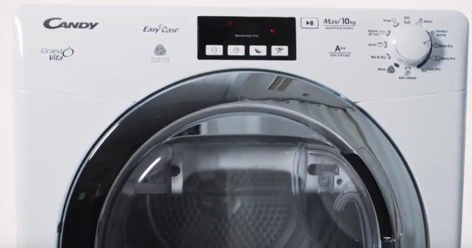 Recensione Asciugatrice Candy GVH D1013A2 S - Asciugatrice - La Super Guida: La migliore, a gas, a pompa di calore, le classi energetiche - Le opinioni dei consumatori e molto atro ancora