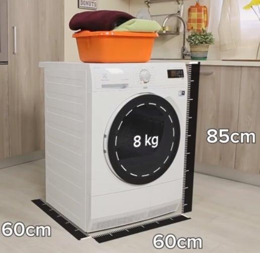 Recensione Asciugatrice Electrolux EDH3887GDE Casina Mia - Asciugatrice - La Super Guida: La migliore, a gas, a pompa di calore, le classi energetiche - Le opinioni dei consumatori e molto atro ancora