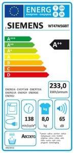 iQ700 Asciugabiancheria a pompa di calore 146x300 - Asciugatrice - La Super Guida: La migliore, a gas, a pompa di calore, le classi energetiche - Le opinioni dei consumatori e molto atro ancora