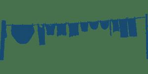 panni stesi 300x150 - Asciugatrice - La Super Guida: La migliore, a gas, a pompa di calore, le classi energetiche - Le opinioni dei consumatori e molto atro ancora