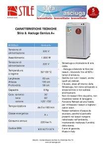 stirasciuga stile 212x300 - Asciugatrice - La Super Guida: La migliore, a gas, a pompa di calore, le classi energetiche - Le opinioni dei consumatori e molto atro ancora