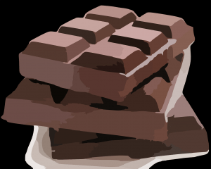 CIOCCOLATO 300x240 - Tortino con cuore di cioccolato: una vera delizia per il palato