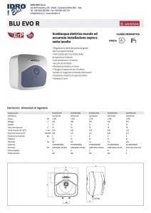 Il migliore scaldabagno elettrico a basso consumo la - Scaldabagno elettrico istantaneo consumi ...