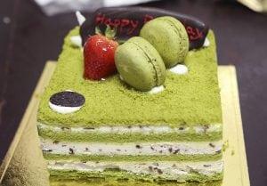 torta soffice con pistacchio 300x209 - Torte alla crema di pistacchi: un unico ingrediente per molteplici spunti differenti