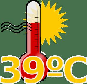 calura estiva 300x291 - I top 5 Ventilatori silenziosi per combattere l'afa estiva