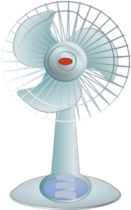 rotazione ventilatore 187x300 - I top 5 Ventilatori silenziosi per combattere l'afa estiva