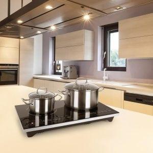 La migliore piastra ad induzione modelli fissi e - Ar tre cucine opinioni ...