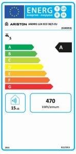 Il migliore scaldabagno elettrico a basso consumo la for Boiler elettrico classe a