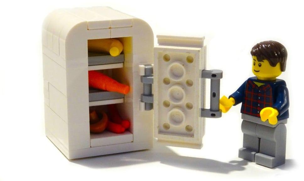 Riassettare il frigo - Come pulire il frigo e freezer: una Guida semplice ed ecologica