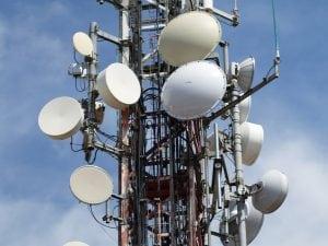 spostamento di cavi telecom