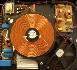 bobina magnetica 300x273 - La migliore piastra ad induzione. Modelli fissi e portatili testati per voi